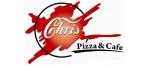 Logo Pizza Cafe Bar CHRIS